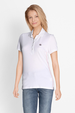 Polo CAMPS UNITED 51CP2PO300 Blanc
