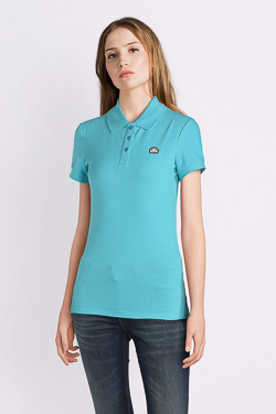 Polo CAMPS UNITED 51CP2PO300 Bleu turquoise