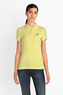 Polo CAMPS UNITED 51CP2PO300 Jaune