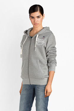 Sweat-shirt CAMPS UNITED 52CP2SW315 Gris