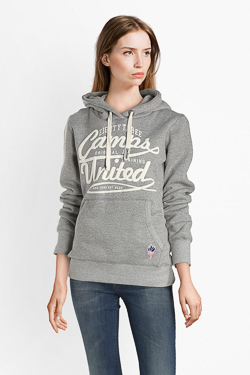 Sweat-shirt CAMPS UNITED 52CP2SW314 Gris