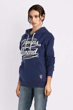 Sweat-shirt CAMPS UNITED 52CP2SW314 Bleu