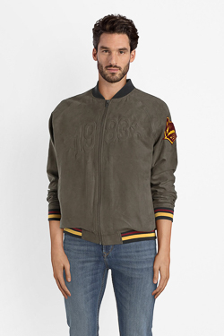 Blouson CAMPS UNITED 52CP1PB103 Vert olive