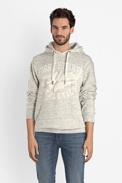Sweat-shirt CAMPS UNITED 52CP1SW114 Gris