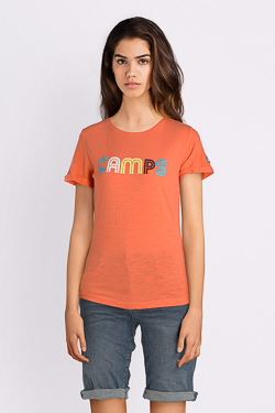 Tee-shirt CAMPS UNITED 51CP2TS313 Orange