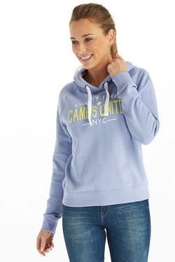 Sweat-shirt CAMPS UNITED 53CP2SW305 Bleu gris
