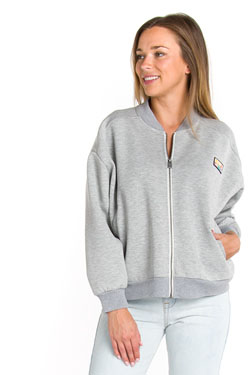 Sweat-shirt CAMPS UNITED 54CP2SW307 Gris