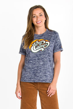Tee-shirt CAMPS UNITED 54CP2TS300 Gris