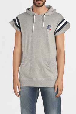 Sweat-shirt CAMPS UNITED 55CP1SW103 Gris