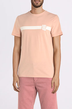 Tee-shirt CAMPS UNITED 55CP1TS101 Rose