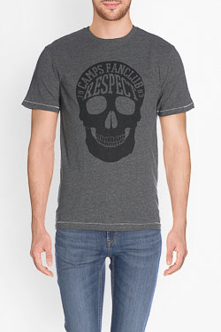 Tee-shirt CAMPS UNITED 50CP1TS025 Gris