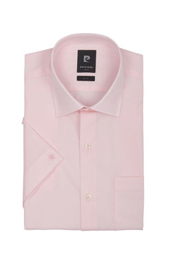 Chemise manches courtes CARDIN 2309T25400 Rose