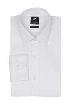 Chemise manches longues CARDIN 1309T25405 Blanc