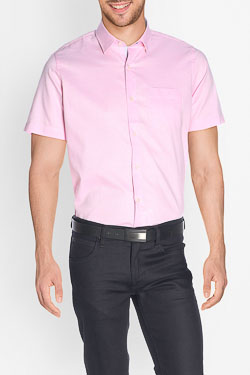 CARDIN - Chemise manches courtes5293T25870Rose