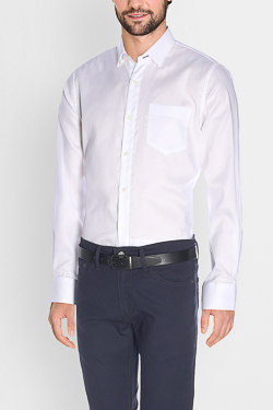 Chemise manches longues CARDIN T25870 5779 Blanc
