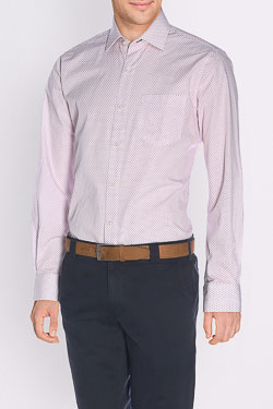 CARDIN - Chemise manches longuesT25874 5776Rose