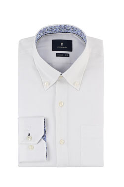 Chemise manches longues CARDIN 5780T26221 Blanc