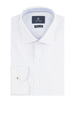 Chemise manches longues CARDIN 5782T26255 Blanc