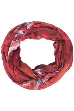 CECIL Foulard rouge 570145