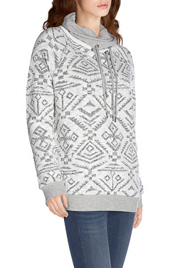 CECIL - Sweat-shirt310681Gris
