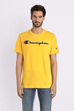 Tee-shirt CHAMPION 212946 Jaune