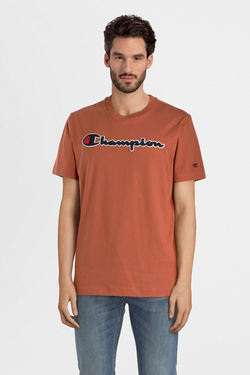 Tee-shirt CHAMPION 213521 Brique