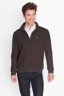 Sweat-shirt CHARLES DE SEYNE 50CS1SW200 Marron