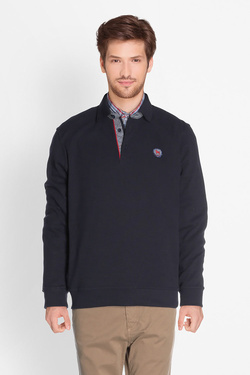 Sweat-shirt CHARLES DE SEYNE 51CS1SW100 Bleu marine