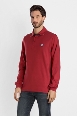 Polo CHARLES DE SEYNE 52CS1PO000 Rouge