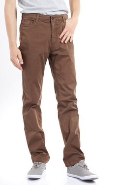 Pantalon CHARLES DE SEYNE 52CS1PS901 Marron clair