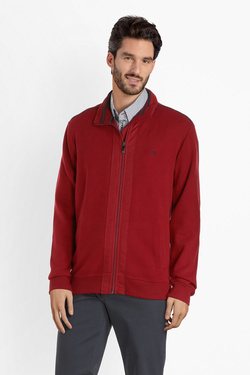 Sweat-shirt CHARLES DE SEYNE 54CS1SW102 Rouge