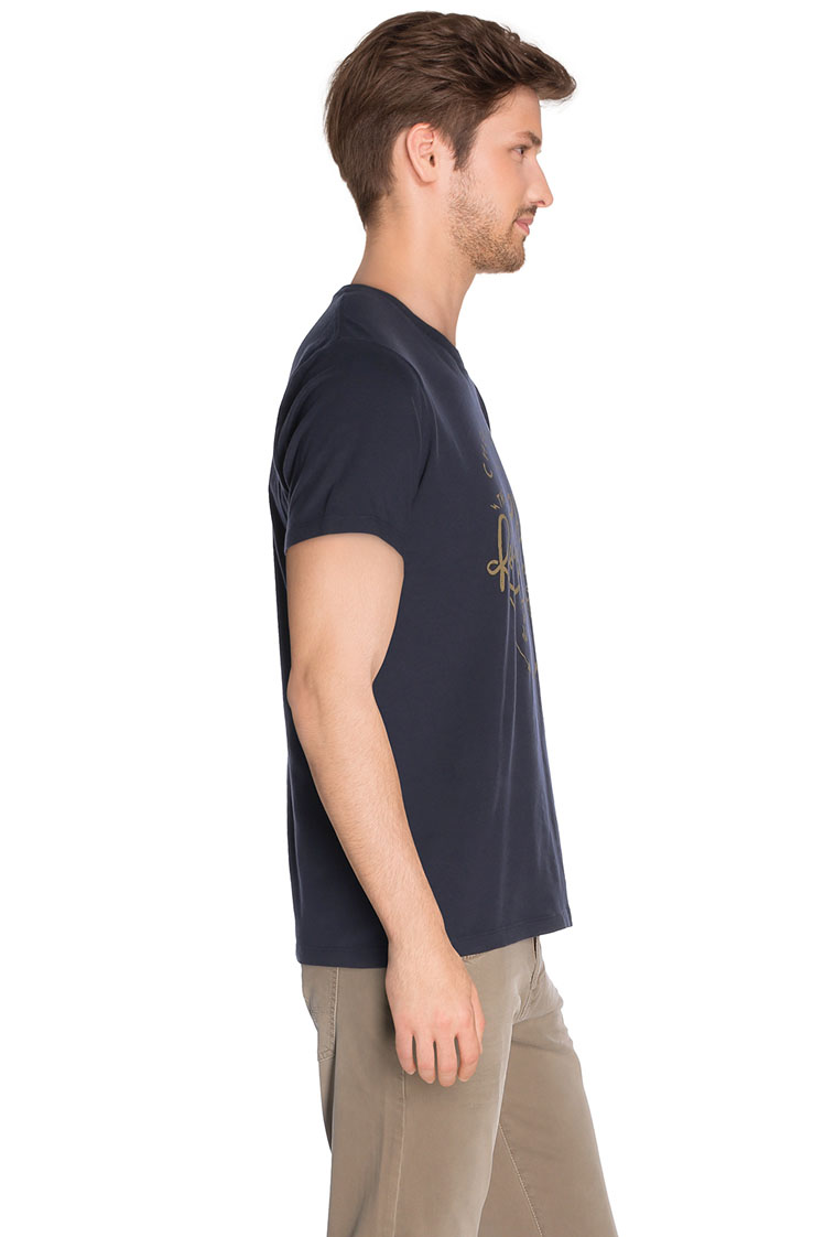 chevignon tee shirt t realchoice bleu marine homme des marques et vous. Black Bedroom Furniture Sets. Home Design Ideas