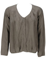 CHIPIE Blouse taupe 8E12041