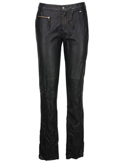 CHIPIE Pantalon noir 8E22001