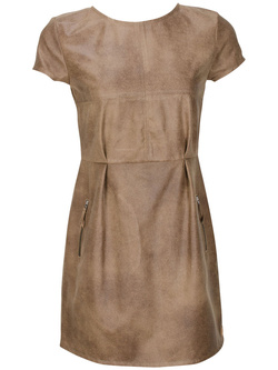 CHIPIE Robe marron 8G30201