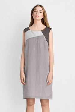 Robe CHRISTINE LAURE A2009 Gris