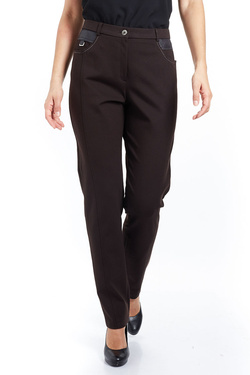 Pantalon CHRISTINE LAURE A4227 Marron