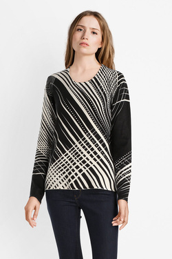 Pull CHRISTINE LAURE A4163 Noir