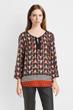 Blouse CHRISTINE LAURE B2108 Rouge
