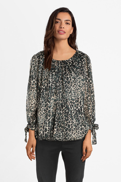Blouse CHRISTINE LAURE B2346 Ecru