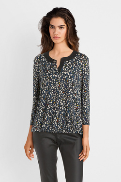 Blouse CHRISTINE LAURE B2608 Bleu