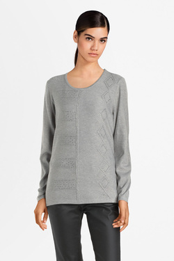 Pull CHRISTINE LAURE B2642 Gris