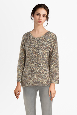 Pull CHRISTINE LAURE B2384 Marron