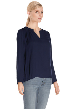 COLOR BLOCK - Blouse6214137Bleu marine