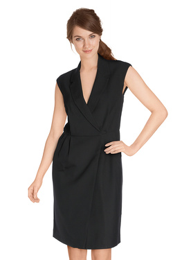 COLOR BLOCK - Robe6224089Noir