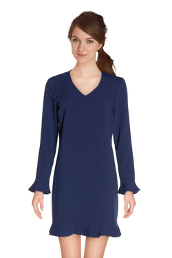 COLOR BLOCK - Robe6224091Bleu marine