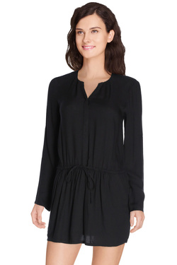 COLOR BLOCK - Robe6226150Noir