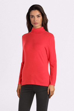 Pull COMMA 909.61.3122 Rouge