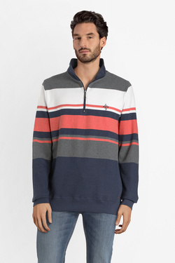 Sweat-shirt COMMANDER 214006988 Bleu marine