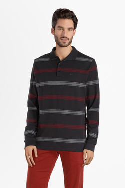 Polo COMMANDER 214007408 Rouge